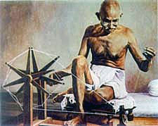 Gandhi charkha